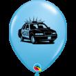 Kék rendőrségi lufi