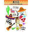 Fotósarok kellékek mexicoi témában