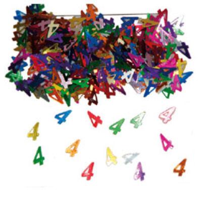 4. szülinapi konfetti