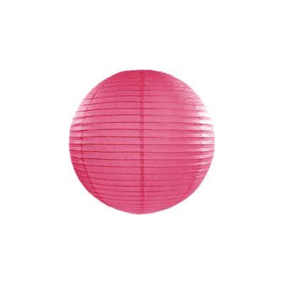 Pink lampion 25 cm