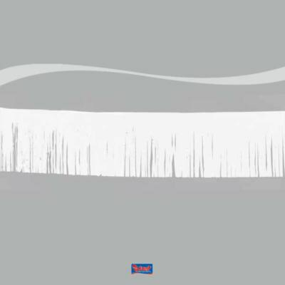 Fehér rojtos füzér 10 m