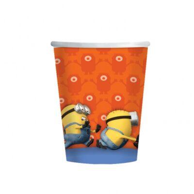 Minion parti pohár