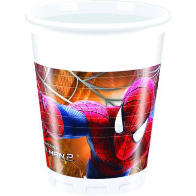 Pókember parti pohár