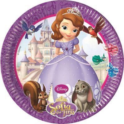 Szófia hercegnő parti tányér