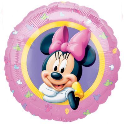Minnie egér héliumos lufi
