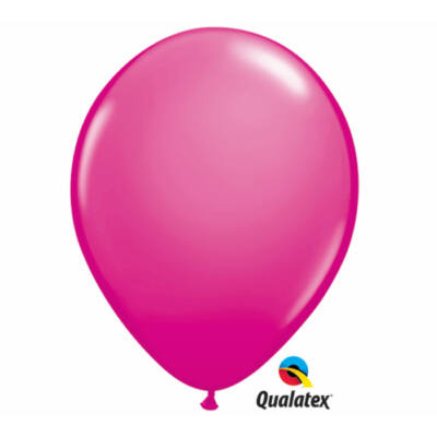 Pink lufi qualatex 28 cm