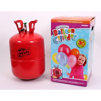Héliumos palack 30 db lufi fújásához