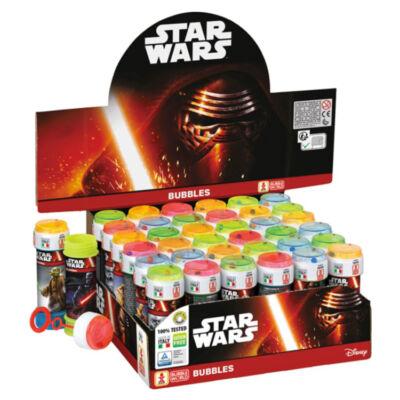 Star wars buborékfújó