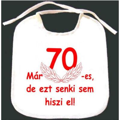 70. szülinapi pártedli