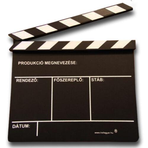 Filmes csapó tábla