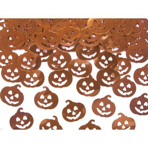 Halloween tökös konfetti