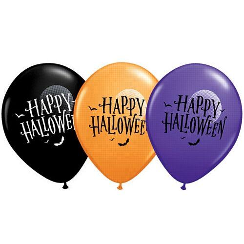 Happy Halloween héliumos lufi