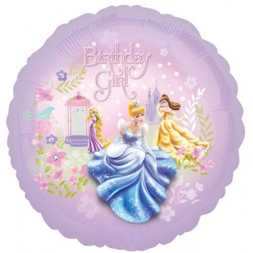 Szülinapi hercegnők héliumos lufi