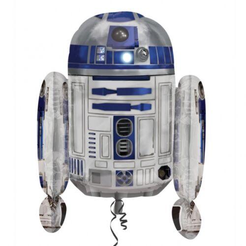 R2D2 ajándék héliumos lufi