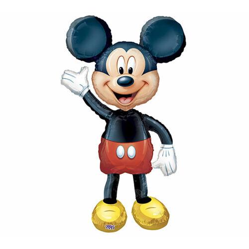 Mickey egér sétáló lufi