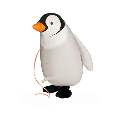 Pingvin sétáló lufi