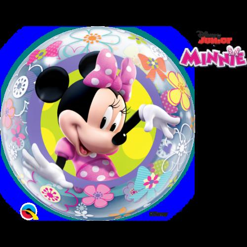 Minnie egeres bubble héliumos lufi