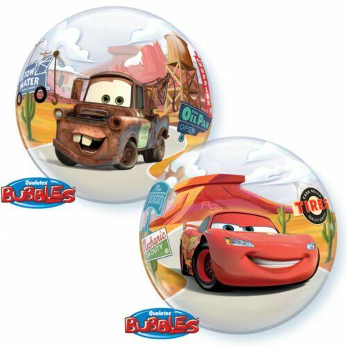 Verdák bubble héliumos lufi