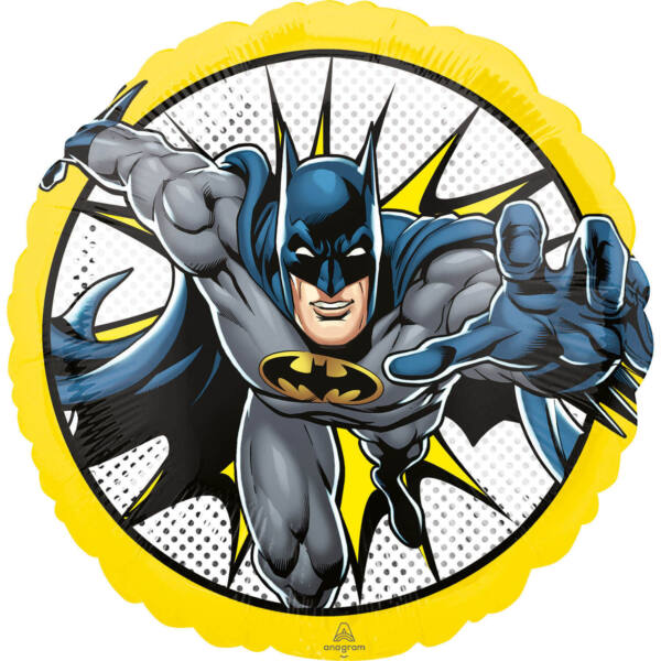 Batman héliumos lufi