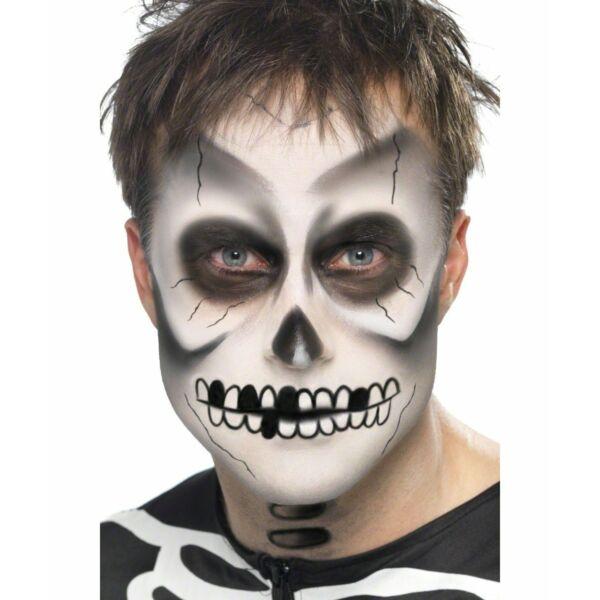 Csontváz arcfestő készlet