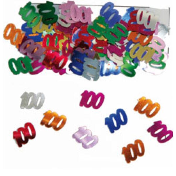 100. szülinapi konfetti