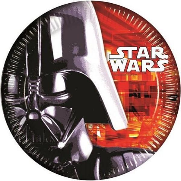 Star wars tányér