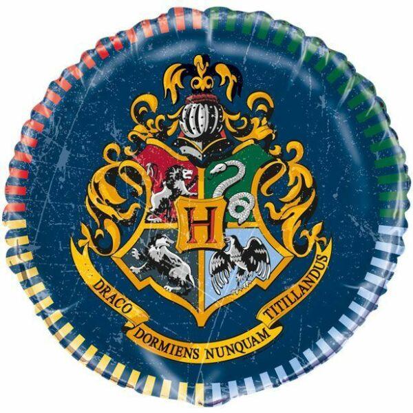 Harry potter házak héliumos lufi