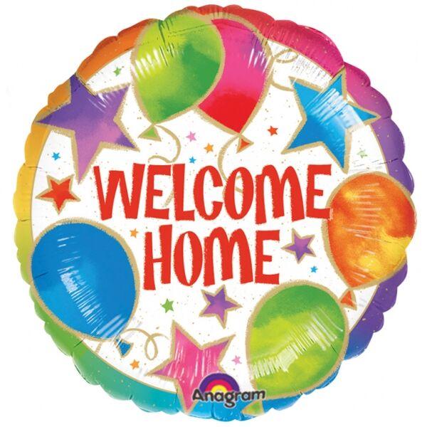 Welcome home héliumos lufi csillagos-lufis