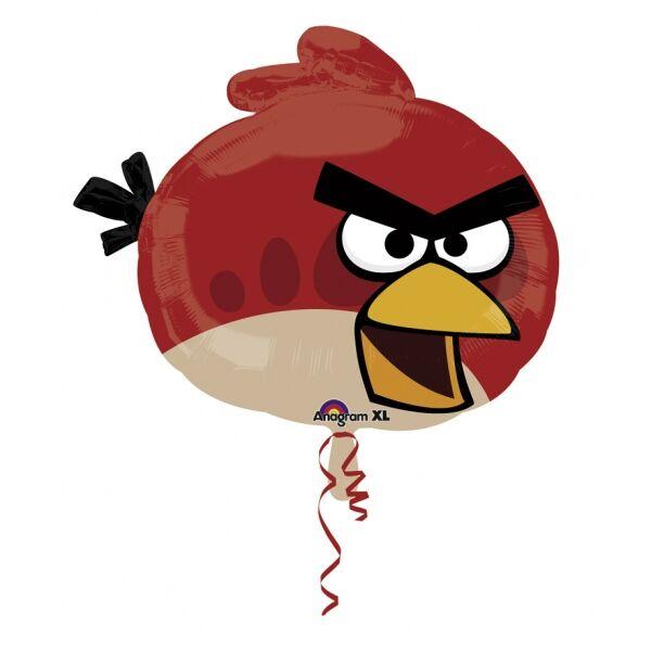 Angry birds héliumos lufi - Piros madár