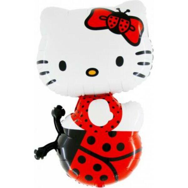 Katicás Hello Kitty héliumos lufi