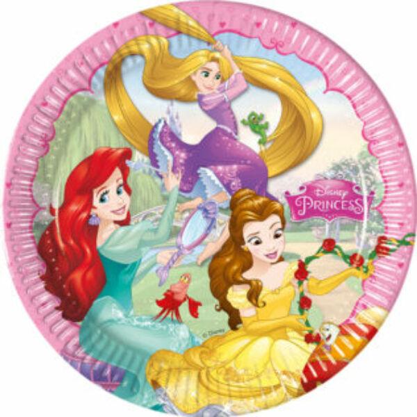 Hercegnős tányér