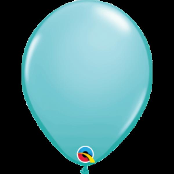Karibi kék héliumos lufi