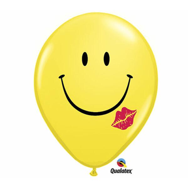 Puszis smile héliumos lufi 28 cm