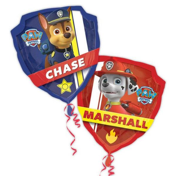 Mancs őrjárat Chase és Marshall héliumos lufi