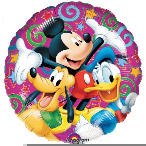 Mickey és barátai héliumos lufi