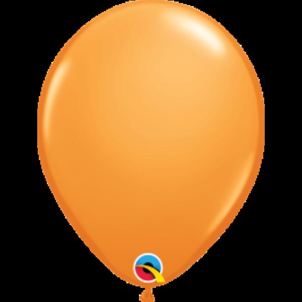 Narancs héliumos lufi
