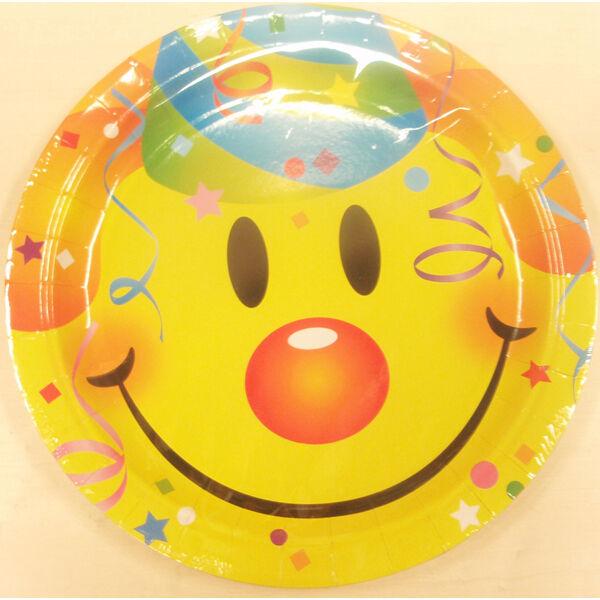 Smile tányér