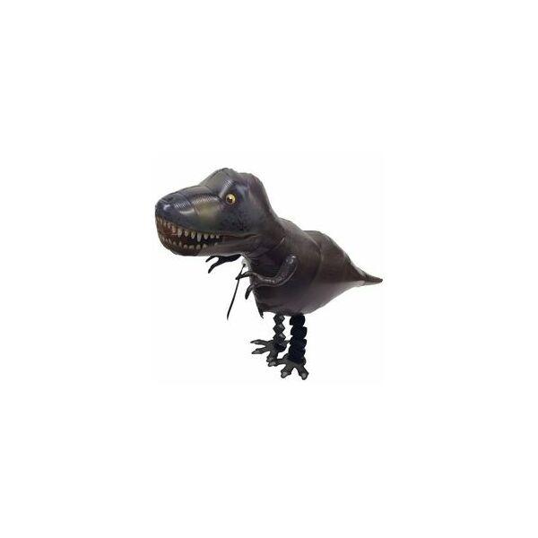 Sétáló T-rex dinoszaurusz héliumos lufi