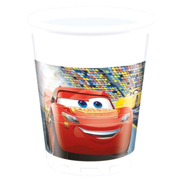 Verdák 3 pohár