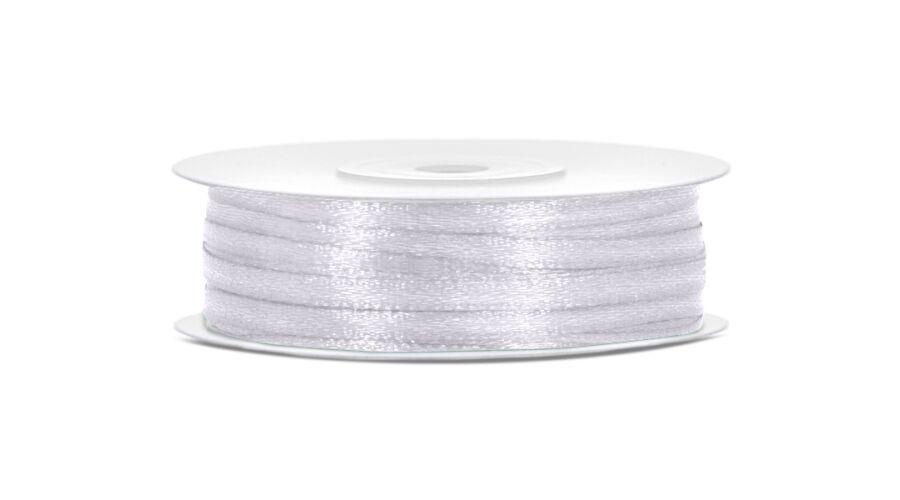 Fehér szatén szalag 3 mm 8912832c8e
