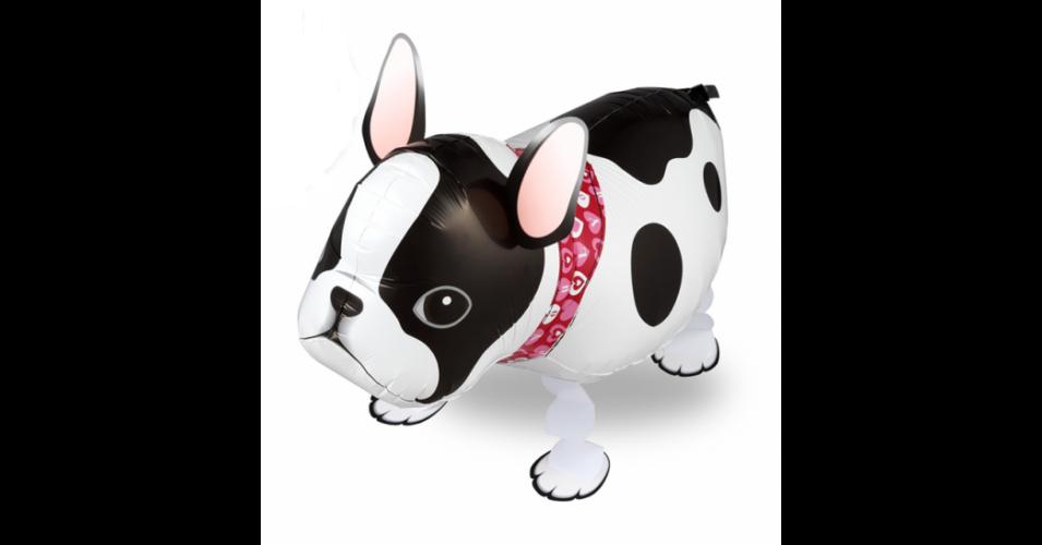 3f3f2b86d73a Francia bulldog sétáló lufi